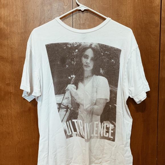 Tops Lana Del Rey Ultraviolence Tshirt Poshmark
